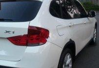 Bán xe BMW X1 sản xuất năm 2010, màu trắng, nhập khẩu nguyên chiếc chính chủ giá 590 triệu tại Hà Nội