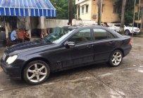 Bán ô tô Mercedes C180 đời 2005, màu đen giá 250 triệu tại Hà Nội