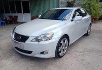 Cần bán xe Lexus IS 250 đời 2008, màu trắng, xe nhập giá 715 triệu tại Bình Dương