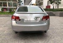 Gia đình bán Lexus GS 350 2007, màu bạc giá 825 triệu tại Tp.HCM
