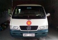 Bán xe Mercedes MB140D đời 2002, màu trắng giá 110 triệu tại Hậu Giang