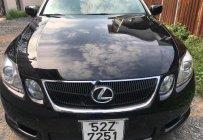 Bán ô tô Lexus GS 300 sản xuất 2005, màu đen, xe nhập giá 650 triệu tại Tp.HCM