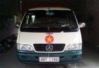 Bán Mercedes 140D năm sản xuất 2002, màu trắng giá 110 triệu tại Hậu Giang