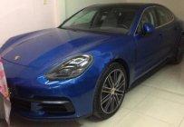 Bán Porsche Panamera năm sản xuất 2017, màu xanh lam, xe nhập giá 7 tỷ 900 tr tại Tp.HCM