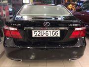 Bán ô tô Lexus LS sản xuất 2008, màu đen, nhập khẩu nguyên chiếc giá 2 tỷ 250 tr tại Tp.HCM
