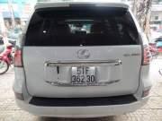 Bán Lexus GX sản xuất 2013, màu trắng, nhập khẩu giá 3 tỷ 650 tr tại Tp.HCM