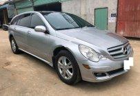 Bán Mercedes R500 4Matic đời 2005, màu bạc, nhập khẩu giá 460 triệu tại Tp.HCM