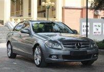 Bán xe Mercedes C200 sản xuất 2009, màu xám  giá 535 triệu tại Thái Nguyên