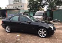 Bán xe Mercedes-Benz C class năm 2005 màu đen, giá 295 triệu giá 295 triệu tại Hà Nội