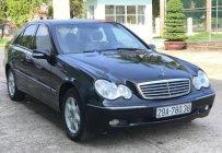 Bán Mercedes C200 1.8 AT Elegance 2003, màu đen giá 245 triệu tại Phú Thọ