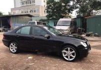 Cần bán xe Mercedes C180 sản xuất năm 2005, màu đen giá 295 triệu tại Hà Nội