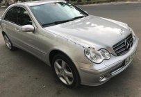 Cần bán Mercedes C280 đời 2005, màu bạc giá cạnh tranh giá 330 triệu tại Tp.HCM