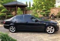 Cần bán BMW 3 Series 325I đời 2004, màu đen còn mới, giá chỉ 276 triệu giá 276 triệu tại BR-Vũng Tàu