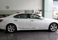 Bán xe Lexus LS 460l đời 2009, màu trắng, nhập khẩu giá 2 tỷ 80 tr tại Tp.HCM