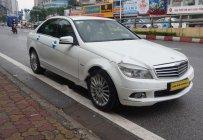 Bán ô tô Mercedes C250 CGI 2009, màu trắng, giá 580tr giá 580 triệu tại Hà Nội