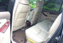 Bán Lexus GX 470 năm sản xuất 2008, màu đen, nhập khẩu chính chủ giá 1 tỷ 650 tr tại Hà Nội