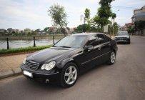 Bán Mercedes C240 Avantgarde sản xuất năm 2005, màu đen số tự động giá 245 triệu tại Thái Nguyên