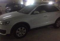 Bán Audi Q3 sản xuất năm 2014, màu trắng, nhập khẩu giá 1 tỷ 200 tr tại Tp.HCM