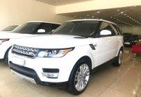 Cần bán LandRover Range rover sport HSE đời 2014, màu trắng, nhập khẩu, chính chủ giá 3 tỷ 580 tr tại Hà Nội