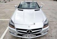 Cần bán Mercedes SLK350 năm sản xuất 2012, màu bạc, nhập khẩu nguyên chiếc như mới giá 1 tỷ 550 tr tại Tp.HCM