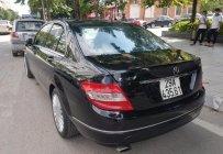 Bán ô tô Mercedes C250 1.8AT năm 2009, màu đen, giá 528tr giá 528 triệu tại Hà Nội