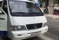 Cần bán xe Mercedes năm sản xuất 2004, màu trắng như mới giá 165 triệu tại Tp.HCM