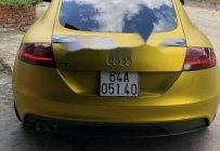 Bán Audi TT sản xuất 2008, màu vàng, nhập khẩu  giá 790 triệu tại Vĩnh Long