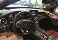 Bán Mercedes C300 AMG sản xuất năm 2017, màu trắng, xe nhập chính chủ giá 1 tỷ 900 tr tại Đà Nẵng