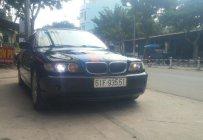 Bán BMW 3 Series đời 2003, màu đen, nhập khẩu nguyên chiếc giá 245 triệu tại Tp.HCM