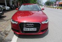 Cần bán lại xe Audi A6 đời 2013, màu đỏ, nhập khẩu chính hãng, số tự động  giá Giá thỏa thuận tại Hà Nội