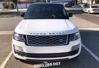 Bán ô tô LandRover Range Rover Autobiography LWB, sản xuất 2019, màu trắng, nhập khẩu nguyên chiếc giá 11 tỷ 600 tr tại Hà Nội