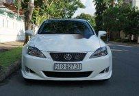 Cần bán gấp Lexus IS F-Sport năm sản xuất 2007, màu trắng, nhập khẩu nguyên chiếc   giá 820 triệu tại Tp.HCM