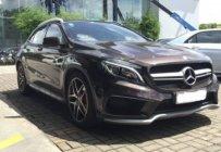Bán Mercedes Benz GLA 45 AMG 4Matic Turbo, màu nâu, sản xuất 2015, đăng ký cuối 12/2015 giá 1 tỷ 630 tr tại Hà Nội