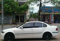 Bán xe BMW 318i số tự động, sản xuất 2002, màu trắng, chính chủ, giá chỉ 175tr giá 175 triệu tại Hà Nội