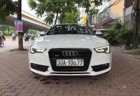 Bán xe Audi A5 A5 Sportback 2.0TFSI model 2014, màu trắng nội thất kem giá 1 tỷ 350 tr tại Hà Nội