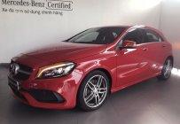 Cần bán xe Mercedes A250 đời 2018, màu đỏ, nhập khẩu giá 1 tỷ 695 tr tại Tp.HCM
