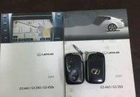 Cần bán gấp Lexus GS 350 năm sản xuất 2009, nhập khẩu giá 1 tỷ 80 tr tại Tp.HCM