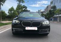 Bán xe BMW 7 Series sản xuất 2014 màu đen, nhập khẩu nguyên chiếc giá 1 tỷ 990 tr tại Hà Nội