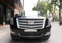Bán ô tô Cadillac Escalade ESV Platinum sx 2016 dk 2017, màu đen, nhập khẩu giá 7 tỷ 350 tr tại Hà Nội