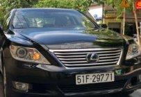 Bán Lexus LS460L 4G màu đen 2010, full option, máy 7 màu, gầm cực êm giá 1 tỷ 480 tr tại Tp.HCM