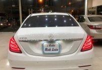 Cần bán xe Mercedes S500L năm sản xuất 2017, màu trắng, nhập khẩu nguyên chiếc giá 5 tỷ 200 tr tại Tp.HCM