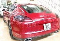 Cần bán Porsche Panamera 4S sản xuất 2010, màu đỏ, giá tốt giá 1 tỷ 880 tr tại Tp.HCM