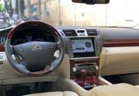 Bán xe Lexus LS460L 4 ghế 2010, cực đẹp giá 2 tỷ 480 tr tại Tp.HCM