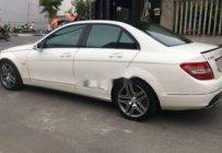 Bán Mercedes C300 sản xuất 2009, màu trắng chính chủ, giá chỉ 675 triệu giá 675 triệu tại Tp.HCM