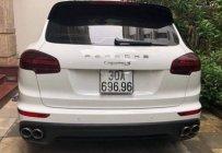 Bán xe Porsche Cayenne sản xuất 2014, màu trắng, nhập khẩu giá 3 tỷ 880 tr tại Hà Nội