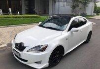 Cần bán lại xe Lexus IS 250 đời 2008, màu trắng, nhập khẩu giá 810 triệu tại Tp.HCM