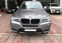 Bán BMW X3 xDrive20i năm sản xuất 2013, màu xám, xe nhập đẹp như mới. giá 1 tỷ 50 tr tại Hà Nội