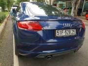 Bán Audi TT năm sản xuất 2015, màu xanh lam, nhập khẩu giá 1 tỷ 730 tr tại Tp.HCM