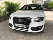 Bán Audi Q5 sản xuất năm 2012, màu trắng, xe nhập giá 1 tỷ 150 tr tại Tp.HCM