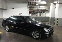 Bán xe Mercedes E200 năm sản xuất 2008, màu đen  giá 430 triệu tại Tp.HCM